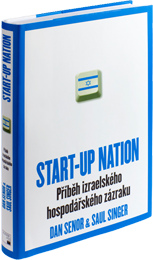 kniha Start-Up Nation